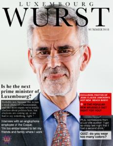 Luxembourg Wurst Magazine, Summer 2018