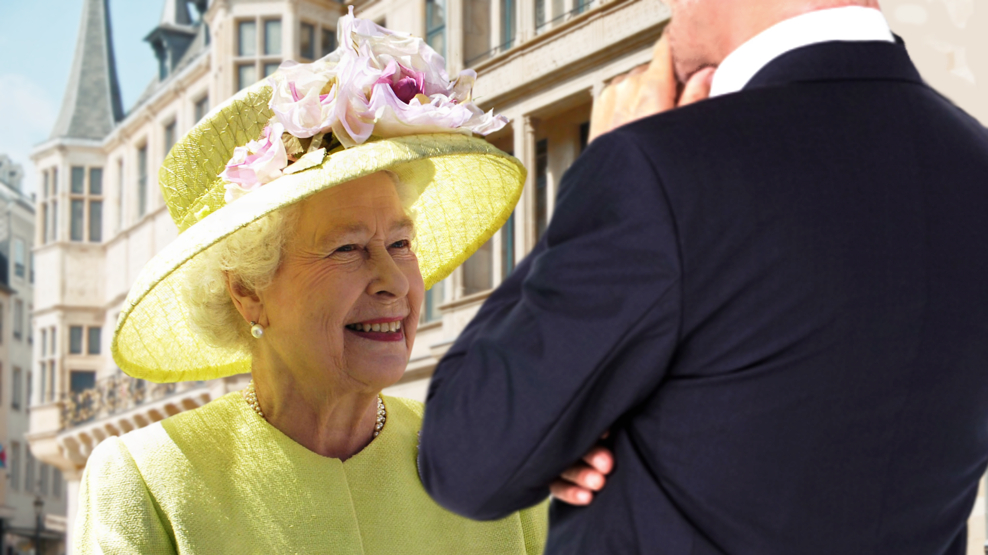 Queen Elizabeth casually asks Grand Duke Henri for Luxembourgish citizenship
